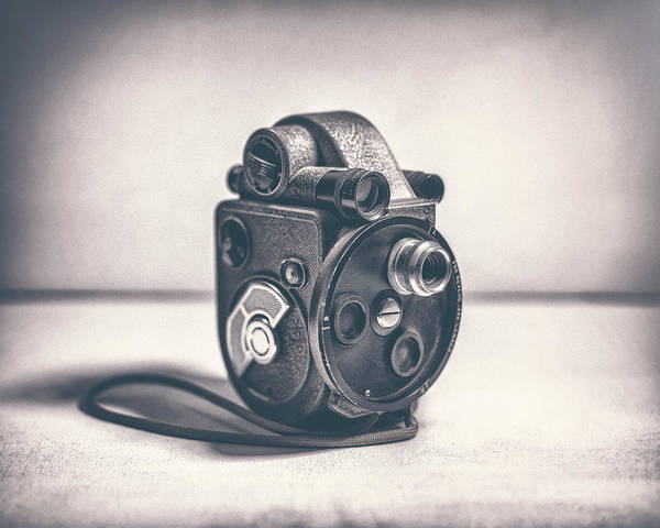 Camera Wall Art - Photograph - Revere Eight - Model 99 by Scott Norris