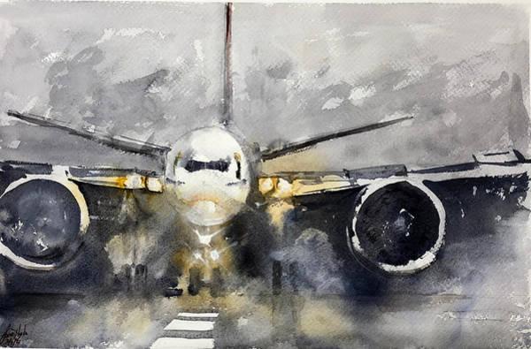 Reverse Wall Art - Painting - Reversers by James Nyika