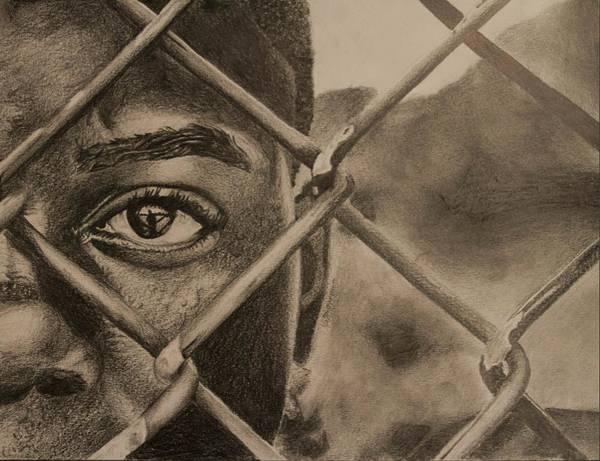 Wall Art - Drawing - Revolution by Danielle Billings