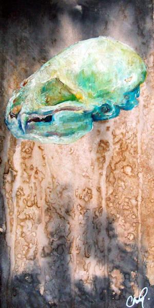Painting - Revolution Vampire Bat by Christy Freeman Stark