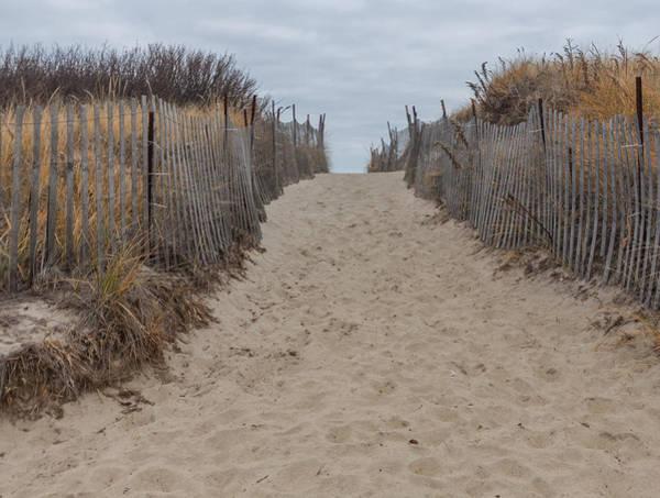 Photograph - Rexhame Beach Marshfield Massachusetts by Brian MacLean