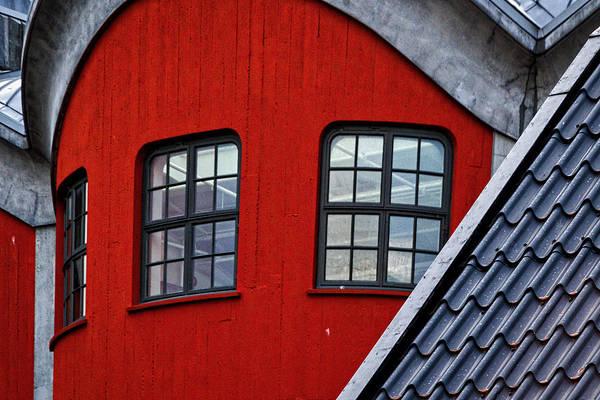 Photograph - Reykjavik Architecture - Iceland by Stuart Litoff