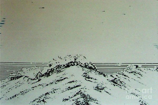 Drawing - Rfb0207 by Robert F Battles