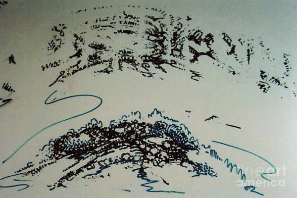 Drawing - Rfb0210 by Robert F Battles
