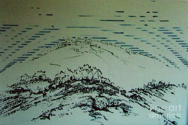 Drawing - Rfb0213-2 by Robert F Battles