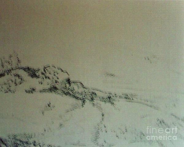 Drawing - Rfb0215-2 by Robert F Battles