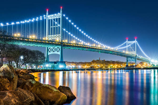 Photograph - Rfk Bridge by Mihai Andritoiu