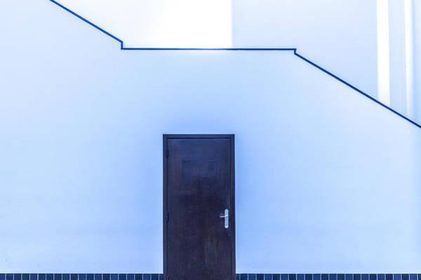 Netherlands Wall Art - Photograph - Rhapsody In Blue by Susanne Stoop