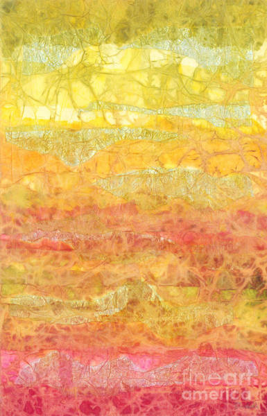 Faded Mixed Media - Rhapsody Of Colors 30 by Elisabeth Witte - Printscapes