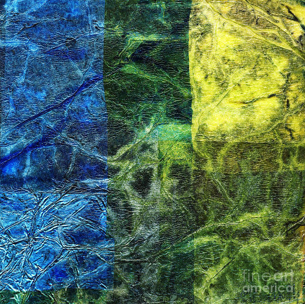 Color Block Mixed Media - Rhapsody Of Colors 6 by Elisabeth Witte - Printscapes