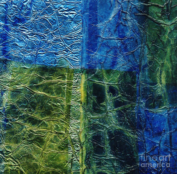 Color Block Mixed Media - Rhapsody Of Colors 7 by Elisabeth Witte - Printscapes