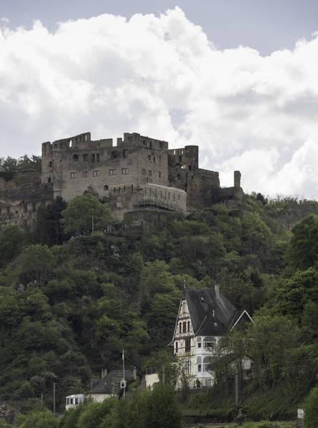 Wall Art - Photograph - Rheinfels Castle 06 by Teresa Mucha