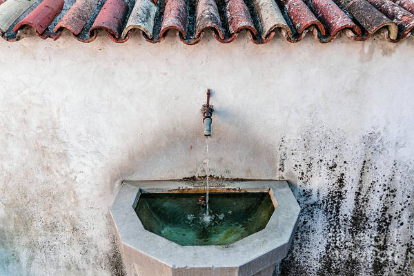 Faucet Photograph - Rhine Fountain by DiFigiano Photography