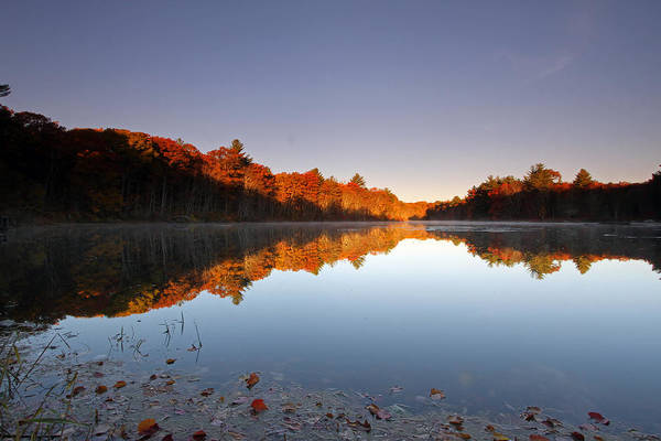 Photograph - Rhode Island Morning Bliss by Juergen Roth