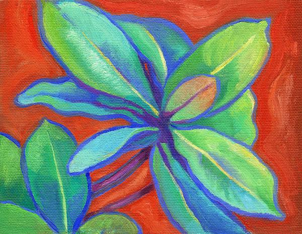 Painting - Rhododendron by Linda Ruiz-Lozito