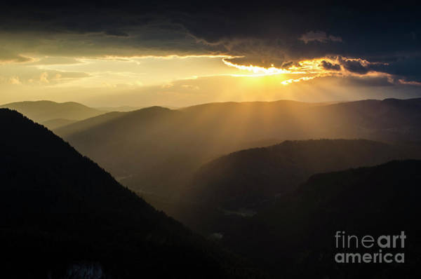 Photograph - Rhodope From Eagle Eye 4553 by Steve Somerville