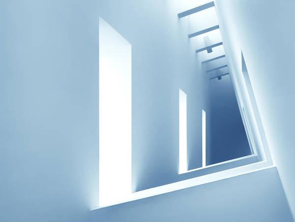 Wall Art - Photograph - Rhythm And Blue by Gerard Jonkman