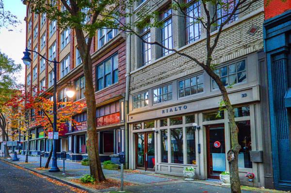 Photograph - Rialto Restaurant In Birmingham Alabama by Michael Thomas