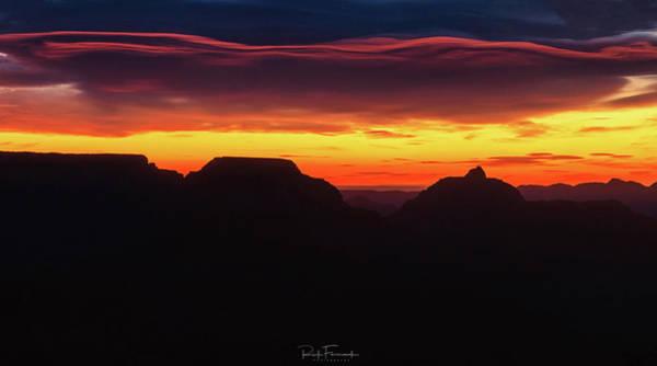 Photograph - Ribbon Sunrise by Rick Furmanek