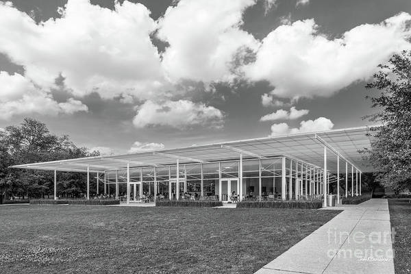 Photograph - Rice University Brochstein Pavilion by University Icons