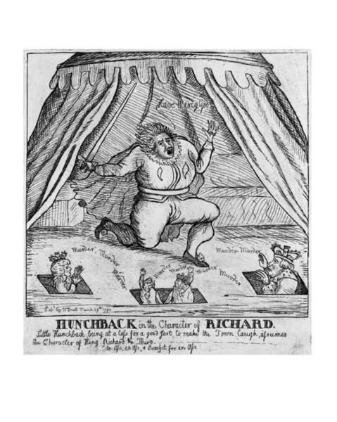 Photograph - Richard IIi Restored by Richard Reeve