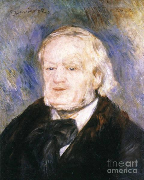 Wall Art - Photograph - Richard Wagner (1813-1883) by Granger
