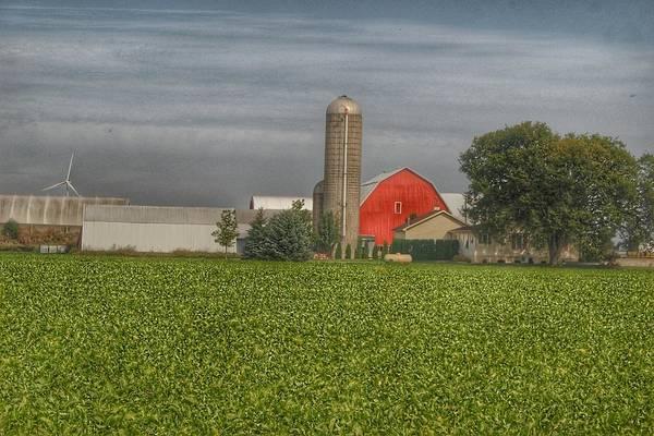 Photograph - 0095 - Richardson Road Farm by Sheryl Sutter