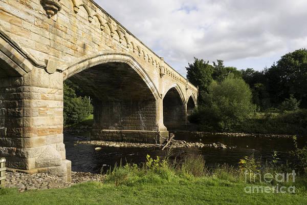 Wall Art - Photograph - Richmond Bridge by Smart Aviation