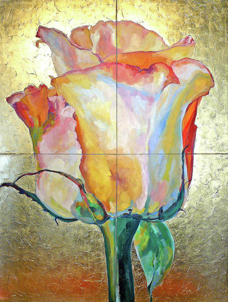 Painting - Richness by Eva Konya