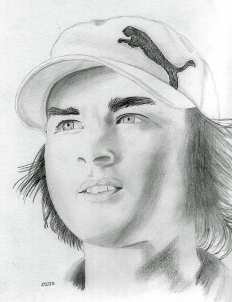 Photograph - Rickie Fowler by Pat Moore