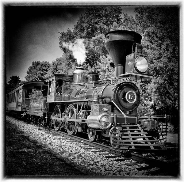 Wall Art - Photograph - Ride Into History - 2183 by Paul W Faust -  Impressions of Light