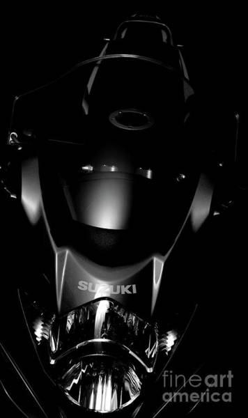 Gsx Photograph - Ride by Justin Baxter