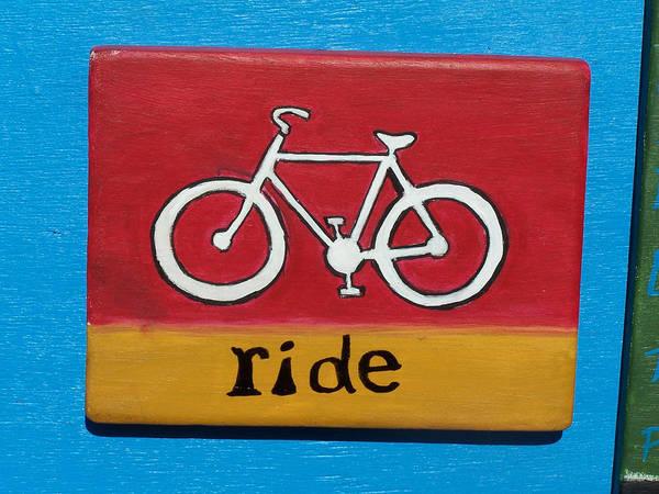 Mojo Painting - Ride by Mojo Goat