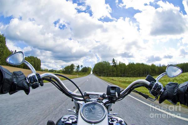 Wall Art - Photograph - Riders Eye View by Micah May