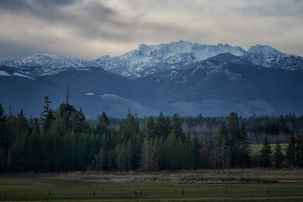 Photograph - Ridgefield by Randy Hall