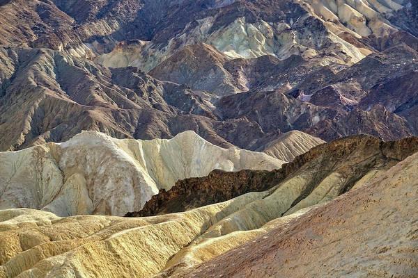 Photograph - Ridges Of Color by Leda Robertson