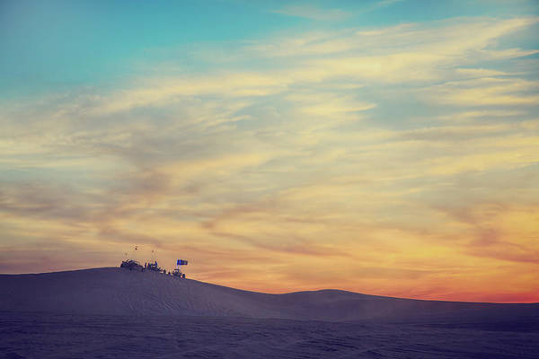 Wall Art - Photograph - Riding Into The Sunset by Laurie Search