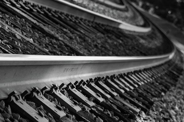 Photograph - Riding The Rail by Doug Camara