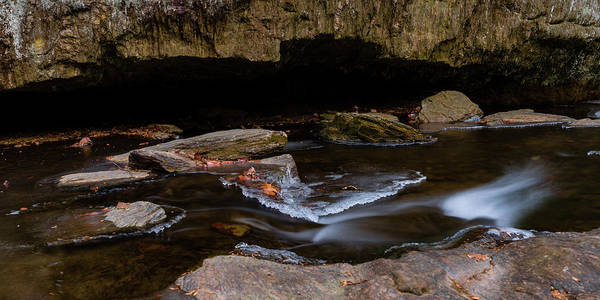 Photograph - Riffles In A Creek by William Dickman