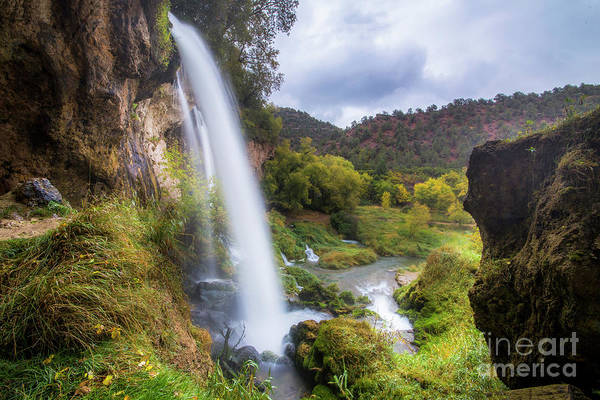 Wall Art - Photograph - Rifle Falls From The Cliff by Twenty Two North Photography