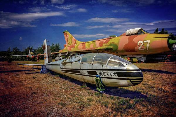 Cold War Photograph - Riga Aviation Museum by Carol Japp