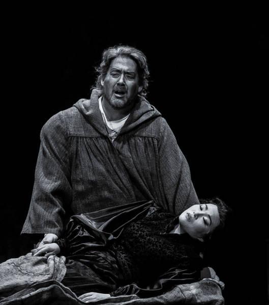 Photograph - Rigoletto Pieta by KG Thienemann