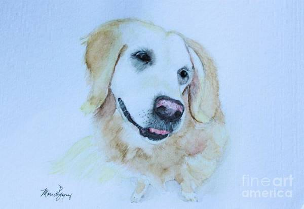 Painting - Riley by Marcia Breznay
