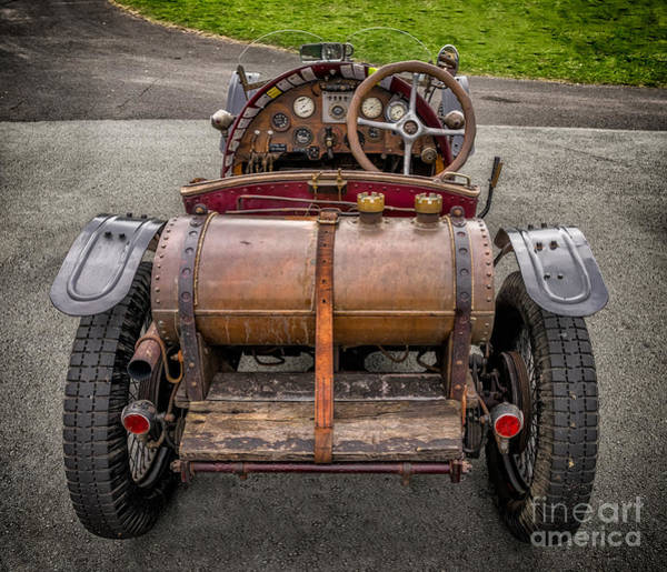 Photograph - Riley Special 1929 by Adrian Evans