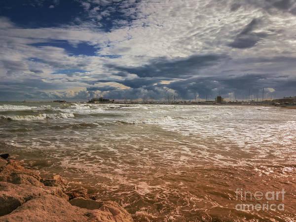 Photograph - Rimini Storm by Marina Usmanskaya