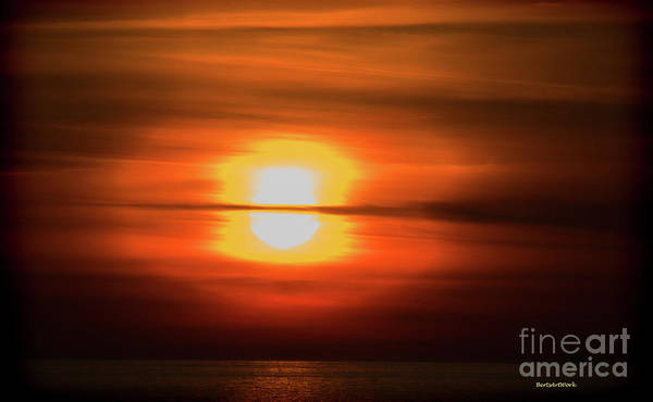 Photograph - Ring Around The Sun by Roberta Byram