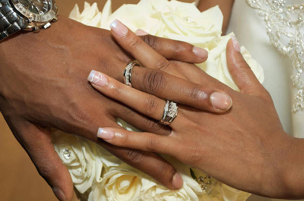 Photograph - Rings by Kenny Thomas