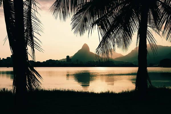 Rio De Janeiro, Brazil Landscape Art Print