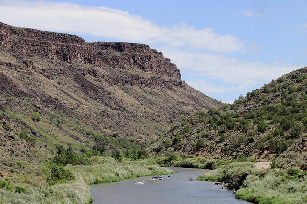 Photograph - Rio Grande Del Norte by John Moyer