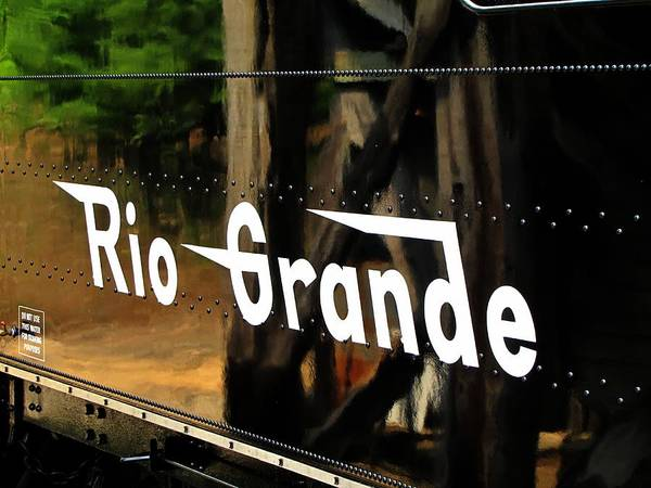 Photograph - Rio Grande by Scott Hovind